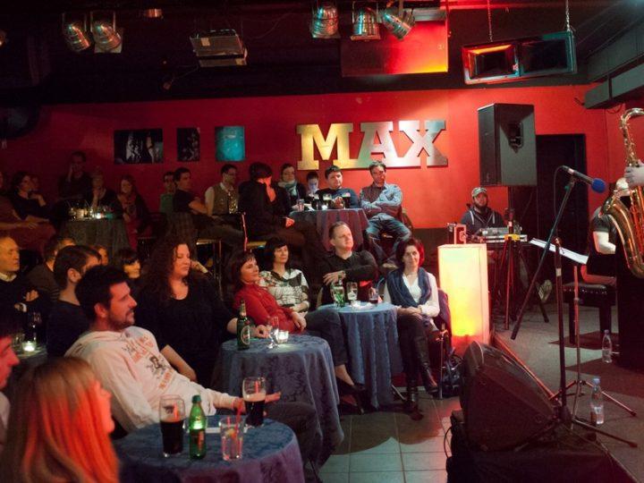 Max Club Jazz Festival 2014